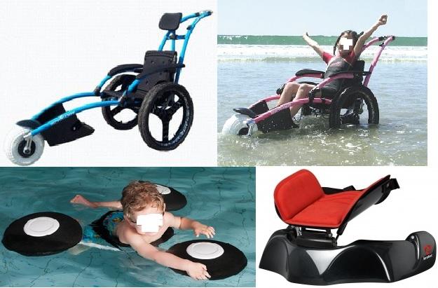Utstyr til funksjonshemmede