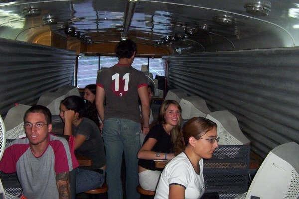 Gratis opplæring i ombygget buss