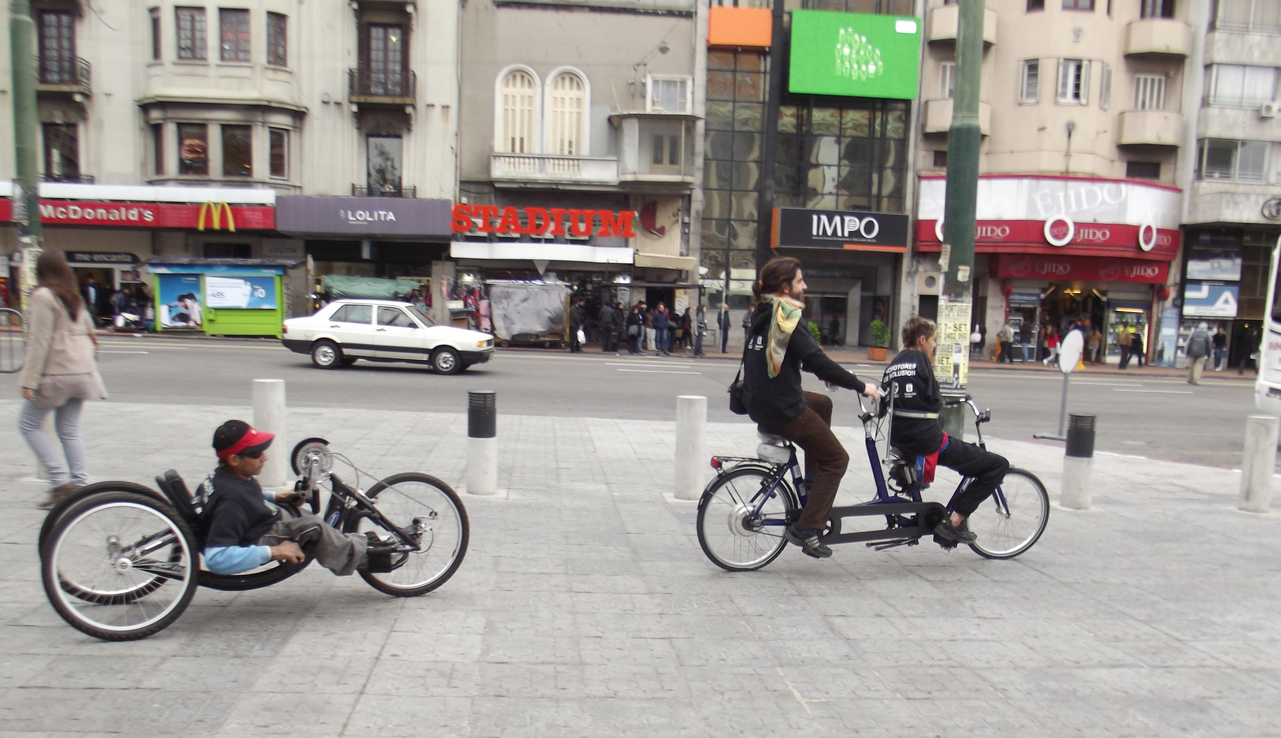 Sykkeltur