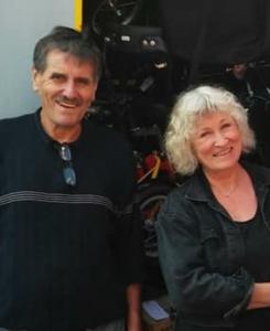 Carlos Caballero og Marianne Irgens Hagen